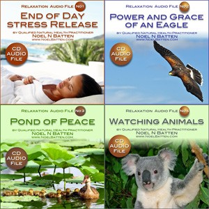 Four Relaxation CD's To Listen To Before Going To Sleep At Night Which Can Help You Achieve Health and Vitality, Like Never Before-0