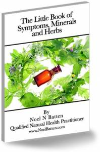 The Little Book of Symptoms, Minerals and Herbs eBook-8