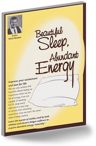 Beautiful Sleep Abundant Energy eBook-0