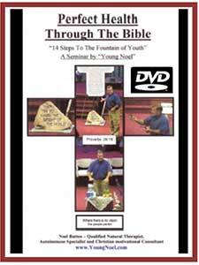 14 Steps To The Fountain Of Youth - Perfect Health Through The Bible DVD-0