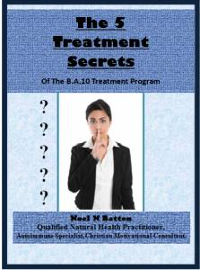 The 5 Treatment Secrets eBook-0