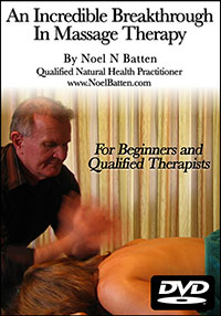 An Incredible Breakthrough In Massage Therapy DVD-0