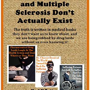 Parkinson's Disease and Multiple Sclerosis Don't Actually Exist eBook-0