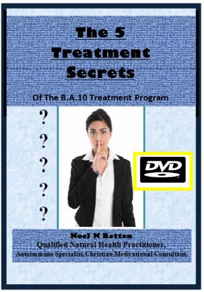 5 Treatment Secrets DVD-0